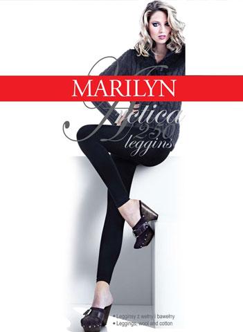 Marilyn arctica 250 leggins - купить теплые леггинсы из шерсти и